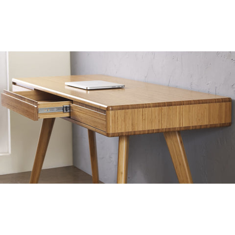 Greenington CURRANT Bamboo Writing Desk - Caramelized - Desks