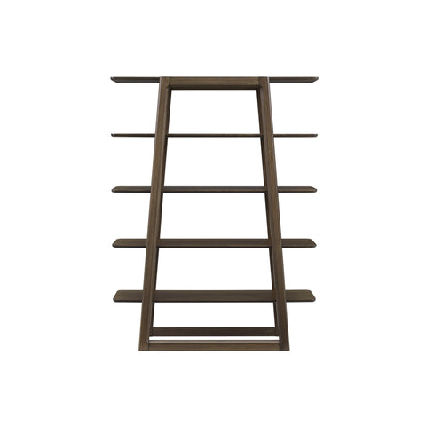 Greenington CURRANT Bamboo Bookshelf - Black Walnut - Shelves & Cases