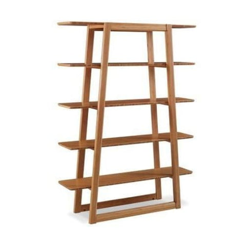 Greenington CURRANT Bamboo Bookshelf - Caramelized - Shelves & Cases