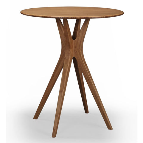Greenington MIMOSA Bamboo Bar Height Table - Caramelized - Other Tables