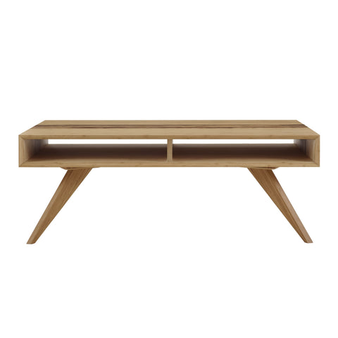Greenington AZARA Bamboo Coffee Table - Caramelized with Exotic Tiger - Coffee Tables