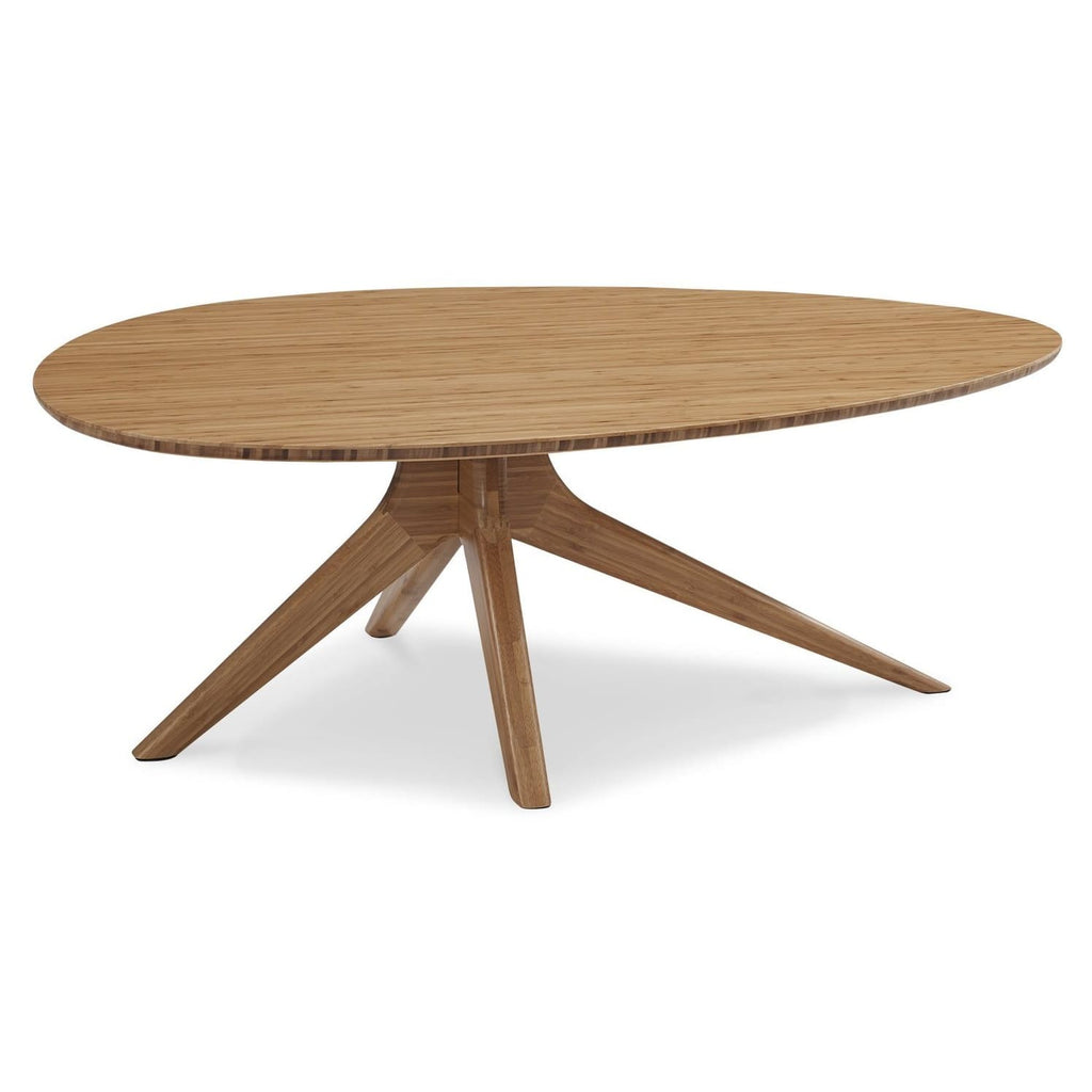 Greenington ROSEMARY Bamboo Coffee Table - Caramelized - Coffee Tables