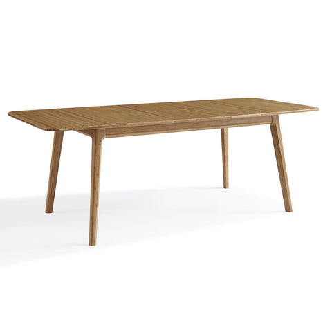 Greenington LAUREL Bamboo 64 - 84 Extendable Dining Table - Caramelized - Dining Tables