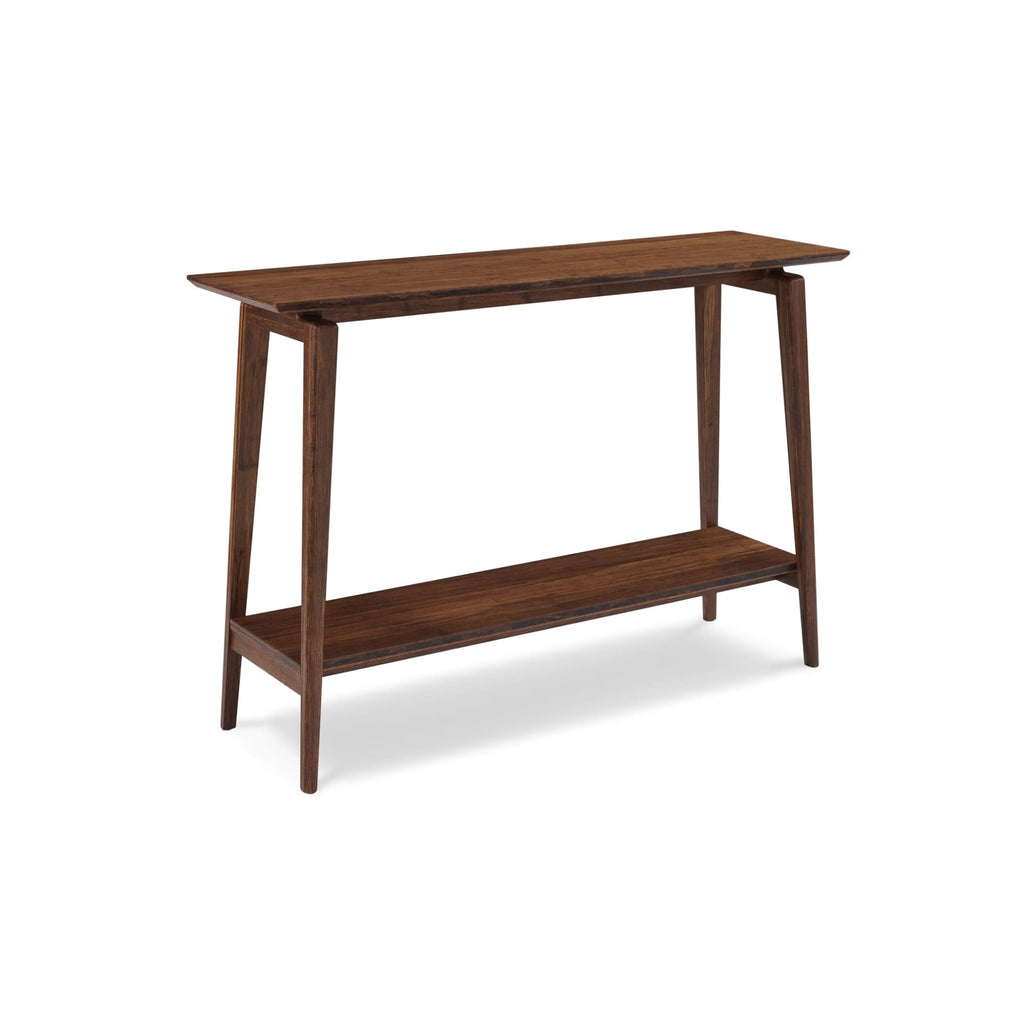 Greenington ANTARES Bamboo Console Table - Exotic - Other Tables