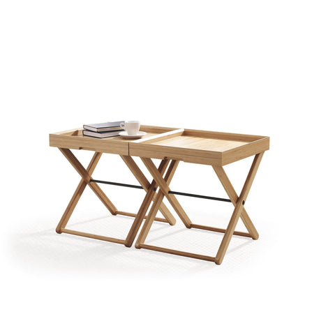 Greenington TELINE Bamboo Tray Table - Caramelized - Other Tables