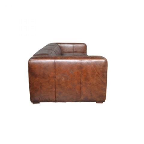 Moes Bolton Sofa Brown - Sofas