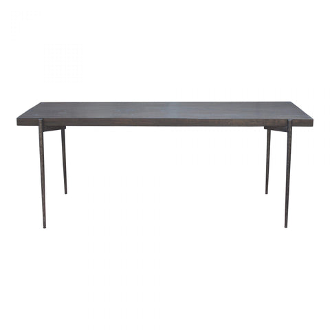 Moes Shutter Dining Table - Dining Tables