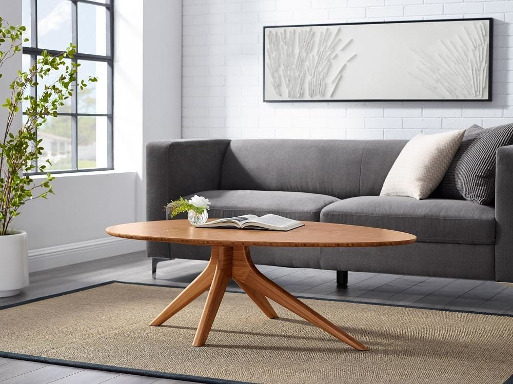 Greenington Rosemary Coffee Table, Amber
