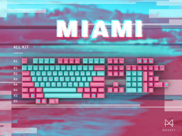 MAXKEYS SA MIAMI - PRICED IN CANADIAN DOLLAR