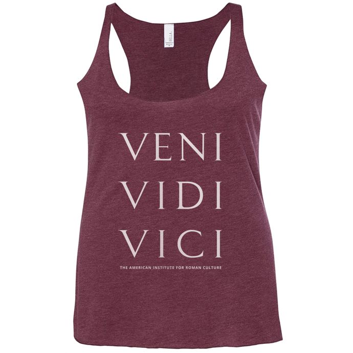 Veni Vidi Vici Tank Top · Womens