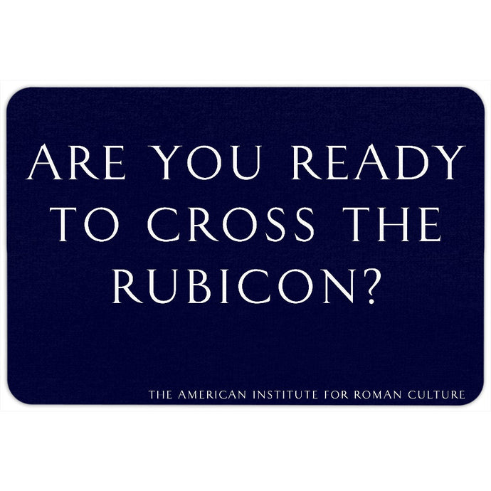 Doormat · Crossing the Rubicon