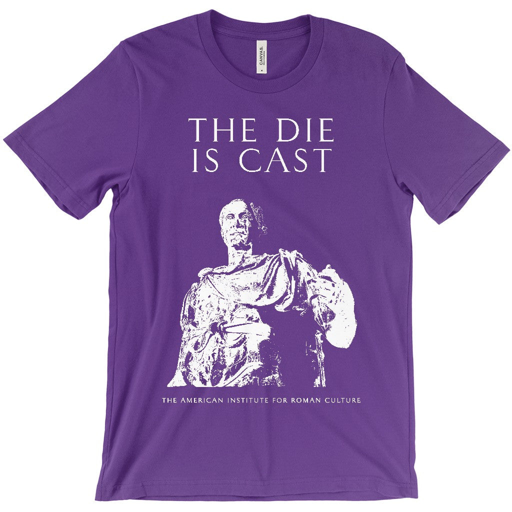 Caesar Tee · The Die Is Cast · Unisex