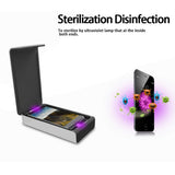 Mobile Phone UV Sterilizer 3 in 1