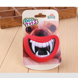 Squeaky Devil Lips and Pig Nose Toy for Dogs