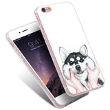 Super Cute Cartoon Case For iPhone and Galaxy phones