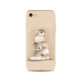 Lovely Soft iPhone Cover Case