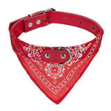 Adjustable Collar Bandana Scarf