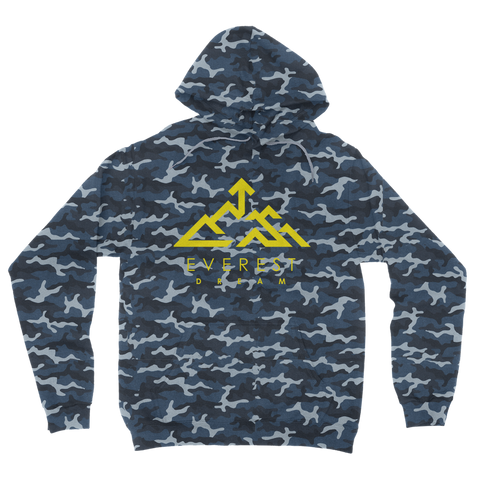 Everest Dream 2021 Camouflage Adult Hoodie