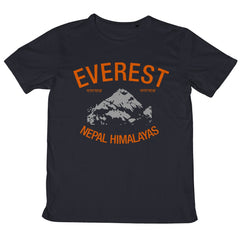 Everest Nepal Himalayas Mens T-Shirt
