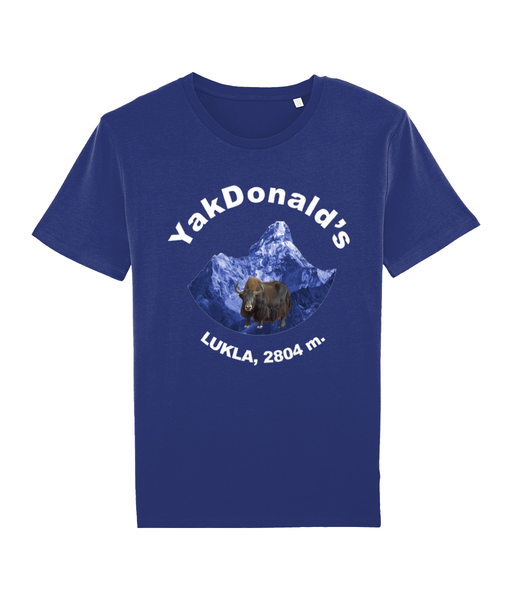 Yakdonalds Lukla Organic Cotton Tee