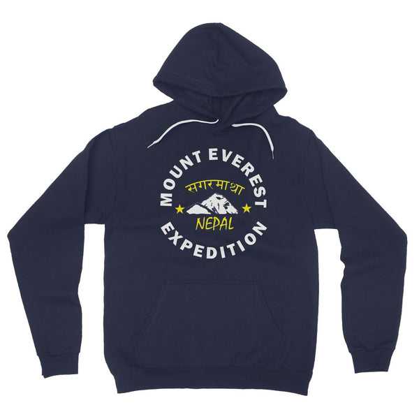 Everest Expedition Nepal - California Fleece Pullover Hoodie