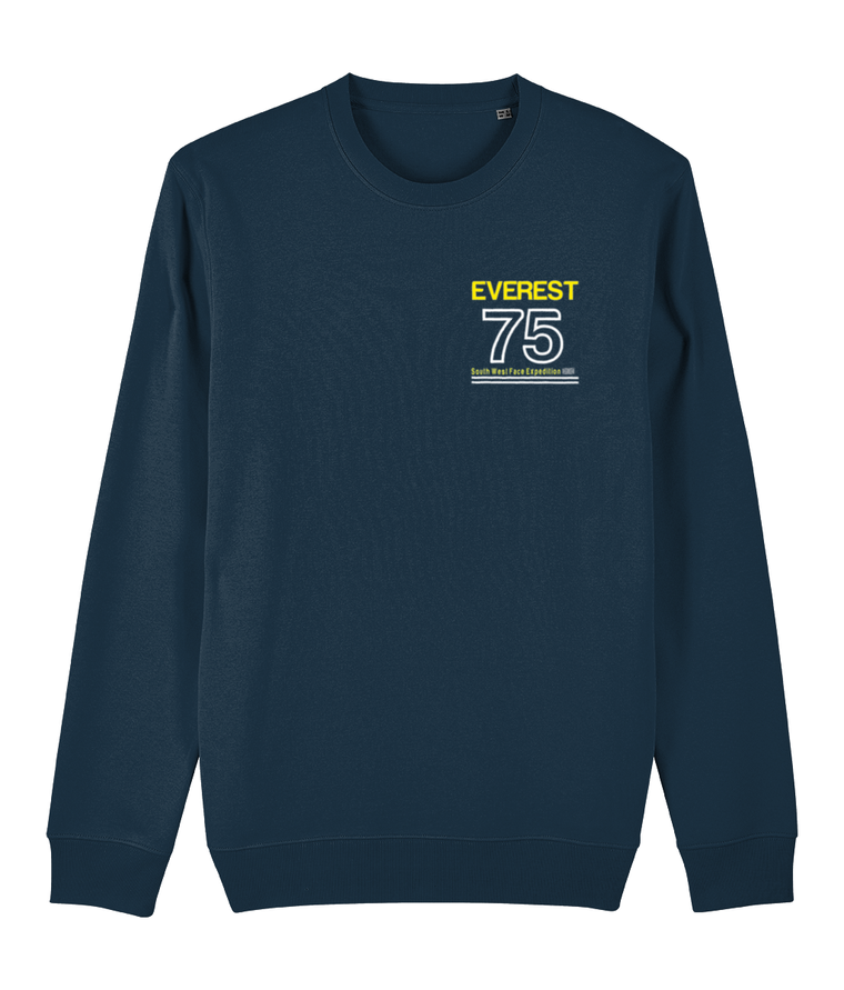 Community Action Nepal Everest 1975 Sweatshirt