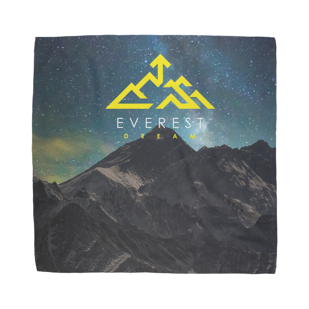 Everest Dream Logo 2020 Sublimation Bandana