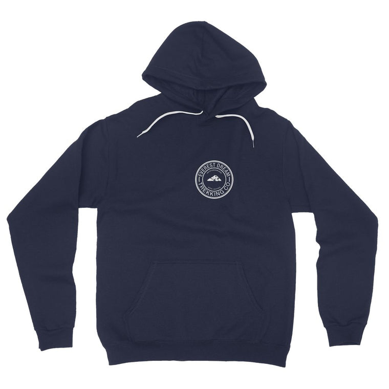 Everest Trekking Co California Fleece Pullover Hoodie