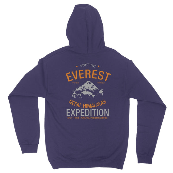 Everest Top of the World Fleece Pullover Hoodie