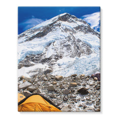 Everest Base Camp Stretched Eco-Canvas