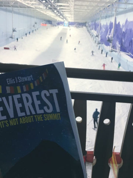 Everest: It's Not About the Summit - All proceeds currently to Community Action Nepal.