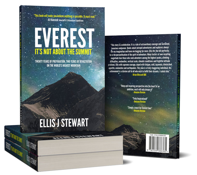 Everest: It's Not About the Summit (Paperback second edition 2018)