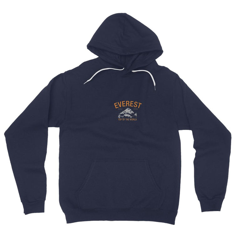 Everest Nepal Himalaya Expedition Pullover Hoodie