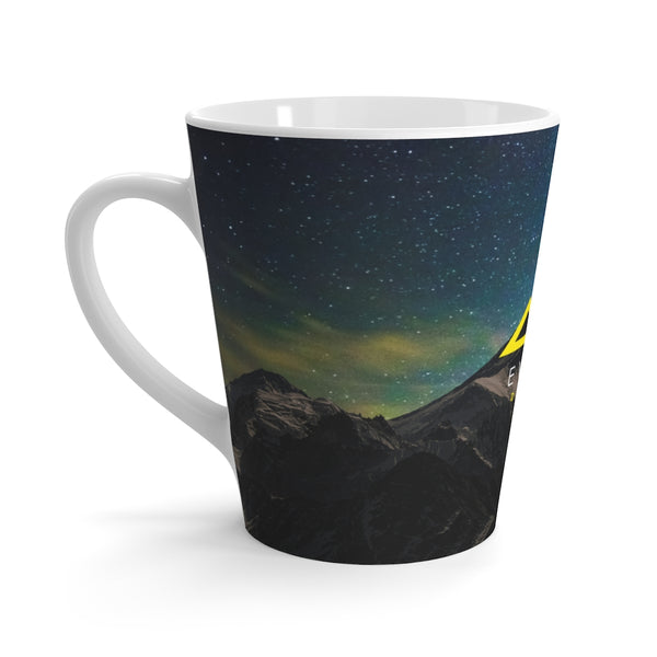Everest Dream Latte mug