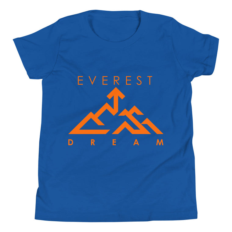 Everest Dream Yeti Classic Youth Short Sleeve T-Shirt