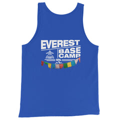 Everest Base Camp Nepal Unisex Tank Top