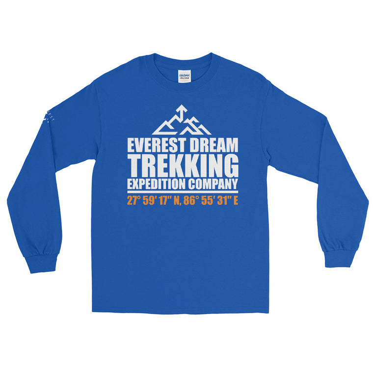 Everest Dream Trekking Expedition Co Long Sleeve T-Shirt