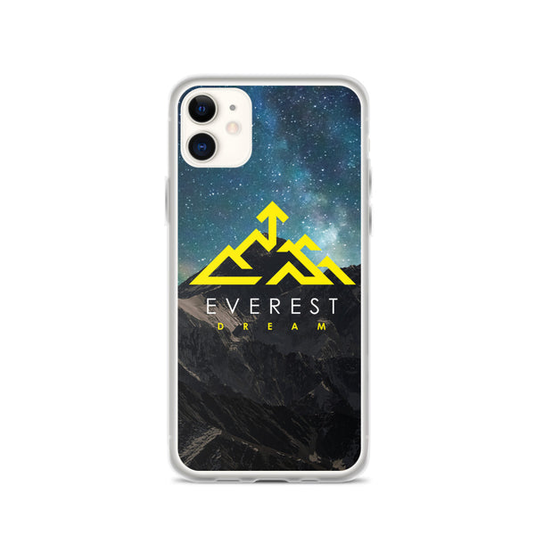 Everest Dream 2021 iPhone Case