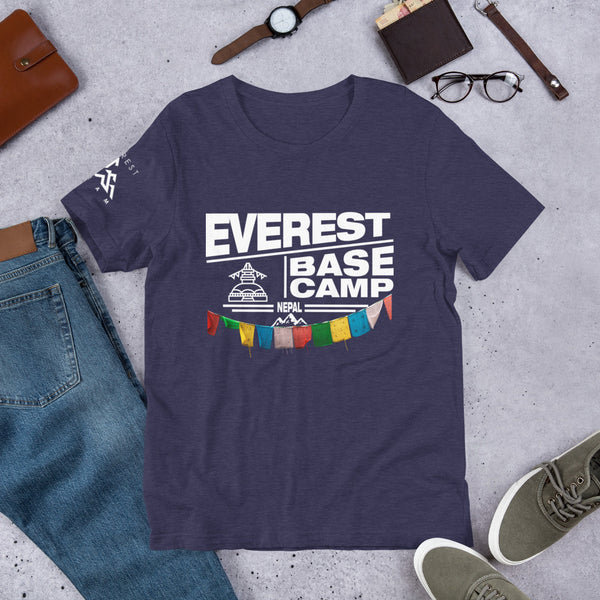 Everest Base Camp Nepal Unisex T-Shirt