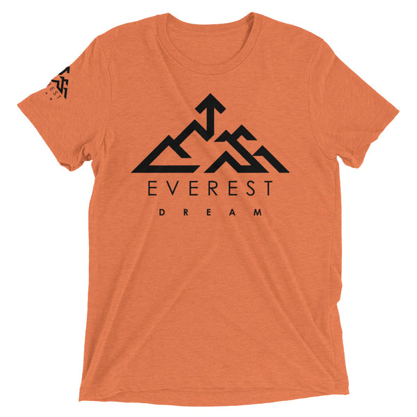 Everest Dream Tri-blend Short sleeve t-shirt