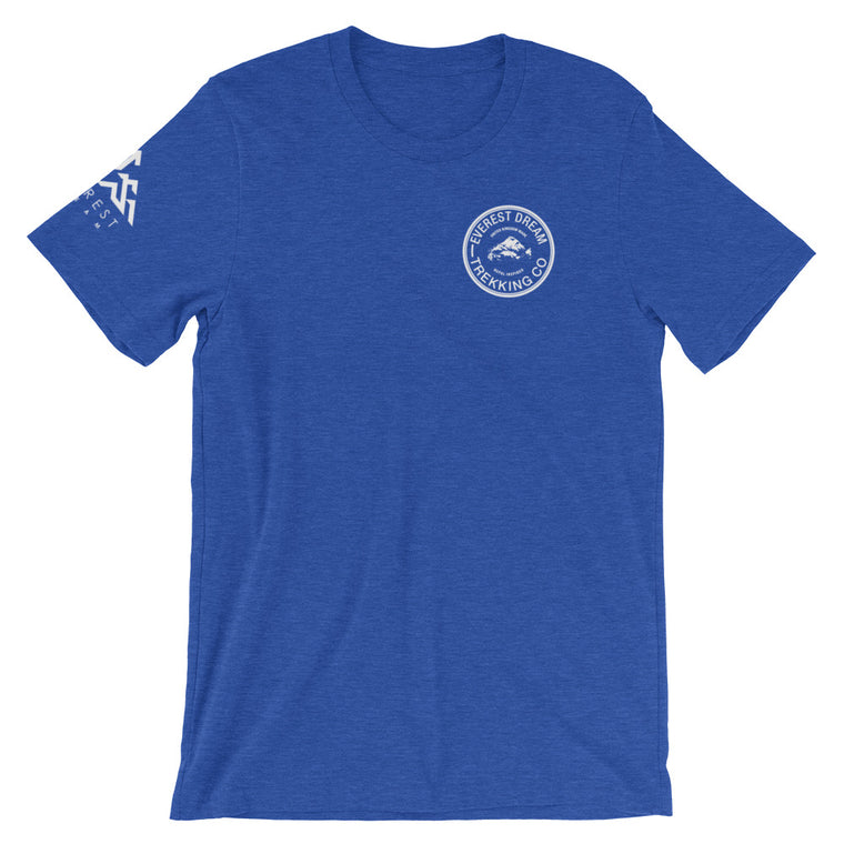 Everest Dream Trekking Co Short-Sleeve Unisex T-Shirt