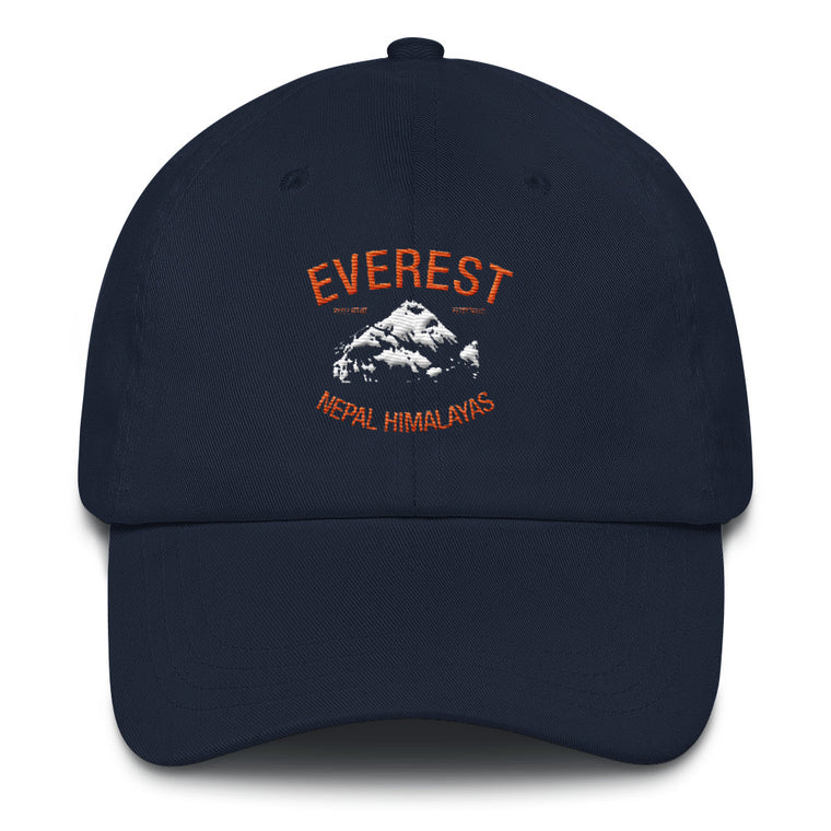 Everest Nepal Himalaya Baseball Cap