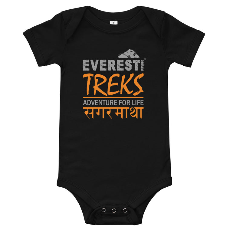 Everest Dream Treks Baby One Piece