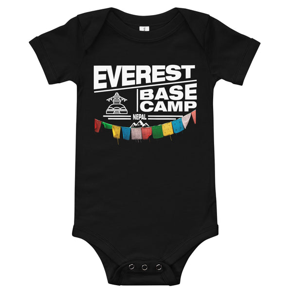 Everest Base Camp Nepal Baby One Piece