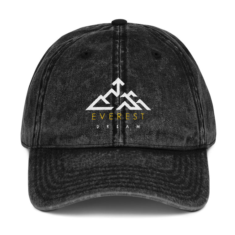 Everest Dream Vintage Cotton Twill Cap