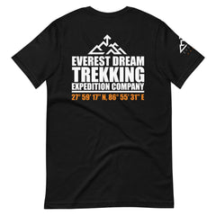 Everest Dream Expedition Trekking Unisex T-Shirt