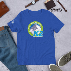 K2 Short-Sleeve Unisex T-Shirt