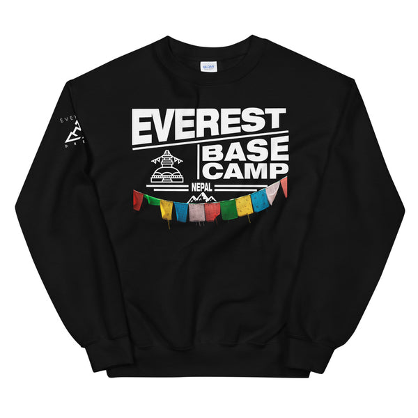 Everest Base Camp Nepal Unisex Sweatshirt