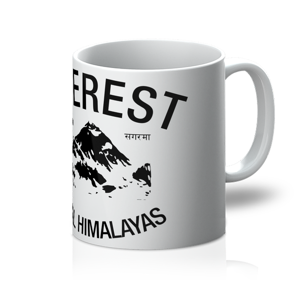 Everest Nepal Himalayas Mug