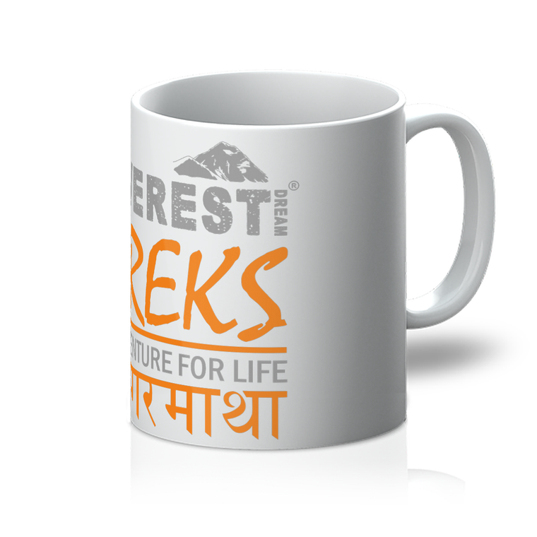 Everest Dream Treks Mug
